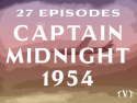 Captain Midnight 1954