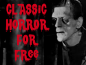 Classic Horror For Free