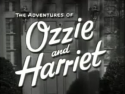Classic Ozzie And Harriet