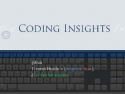 Coding Insights