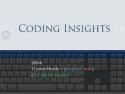 Coding Insights