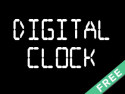 Digital Clock on Roku