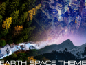 Earth Space Theme