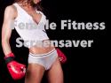 Female Fitness Screensaver