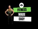 Fitness Made Easy Butt & Legs