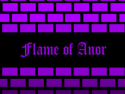 Flame of Anor