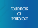 Foundations Of Technology