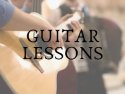 Guitar Lessons - All Levels