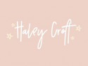Haley Croft - Lifestyle Vlog