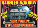 Halloween Haunted Window 2018