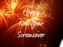 Happy New Year Screensaver