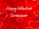 Happy Valentines Screensaver