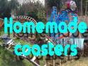 Homemade Coasters