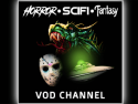 Horror Sci-Fi Fantasy on Roku