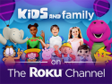 Kids & Family on The Roku Channel