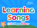 Learning Songs by HappyKids.tv