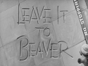 Leave It To Beaver TV