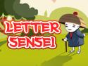Letter Sensei