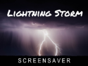 Lightning Storm Screensaver