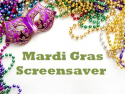 Mardi Gras Screensaver