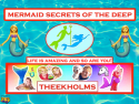 Mermaid Secrets of the Deep on Roku