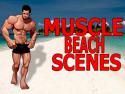 Muscles Beach Scenes