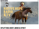 NATIVE HOPE TV
