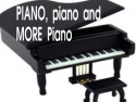 Piano, Piano and MORE Piano