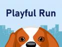 Playful Run