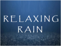 Relaxing Rain TV