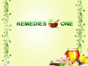 Remedies One
