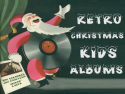 Retro Christmas Kids Albums