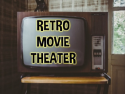Retro Movie Theater