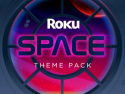 Roku Space Theme Pack