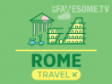 Rome Travel by Fawesome.tv on Roku
