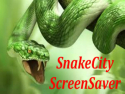 SnakeCity ScreenSaver