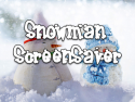 Snowman Screensaver
