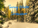 Snowy Winter Screensaver