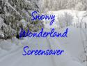 Snowy Wonderland Screensaver