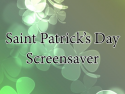 St Patrick's Day Screensaver