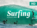 Surfing Adventures HD on Roku