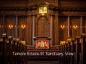 Temple Emanu-El Sanctuary Live