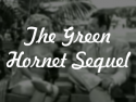 The Green Hornet Sequel