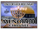 The Virtual Menorah Channel on Roku