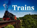 Trains Screensaver