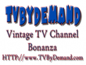 TVByDemand.com - Bonanza