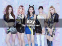 itzy Screensaver