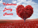 Valentine's Loving Hearts