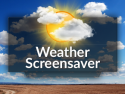 Weather Screensaver on Roku