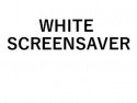 White Screensaver